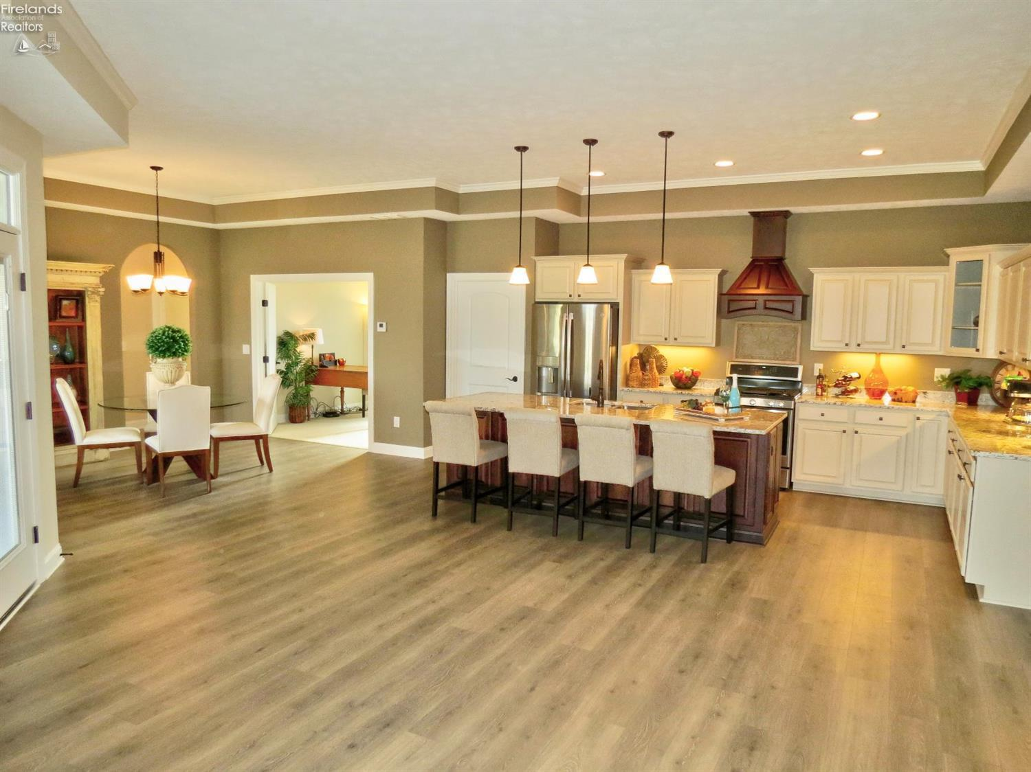 Kitchen featured in The Ashley By Marblewood Homes in Sandusky, OH