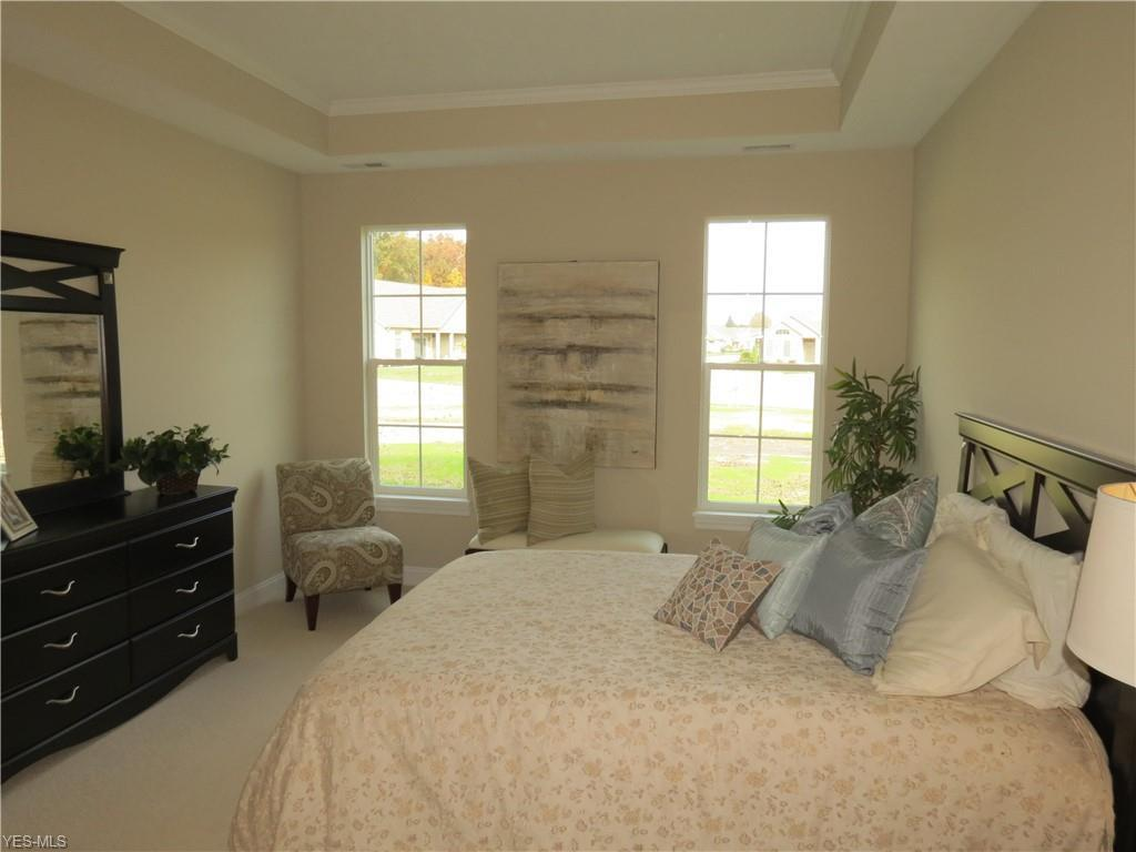 Bedroom featured in The Ashley By Marblewood Homes in Sandusky, OH