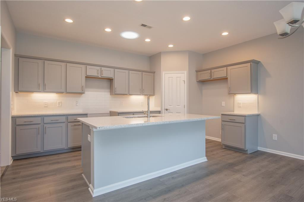 Kitchen featured in The Rosewood By Marblewood Homes in Sandusky, OH