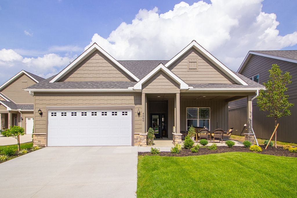 Exterior featured in The Haven By Marblewood Homes in Sandusky, OH