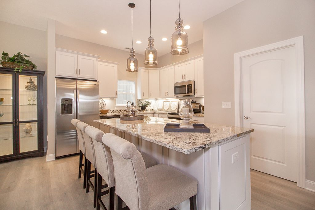 Kitchen featured in The Haven By Marblewood Homes in Sandusky, OH