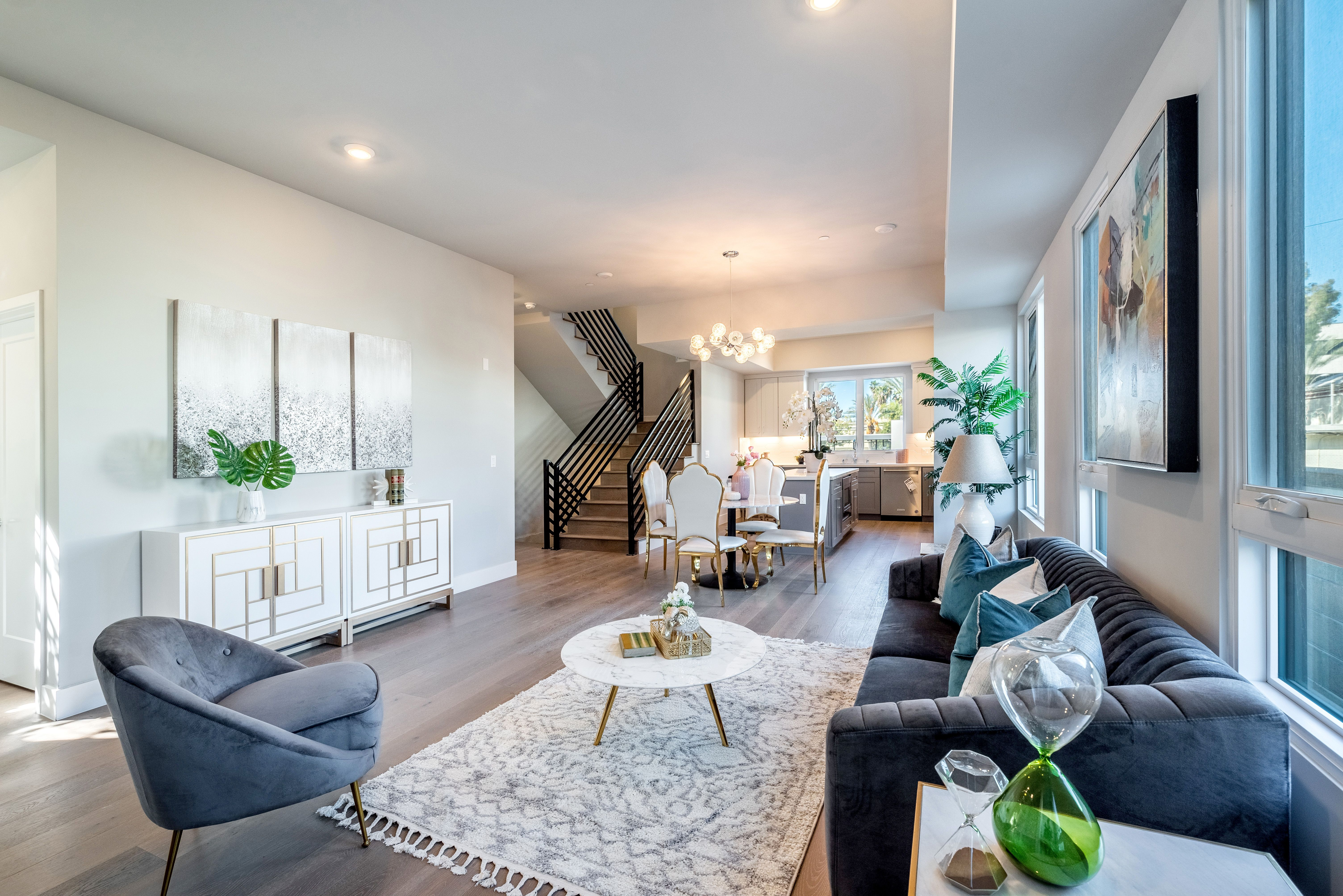 Living Area featured in the Unit 6 By Marengo Villa Pasadena  in Los Angeles, CA