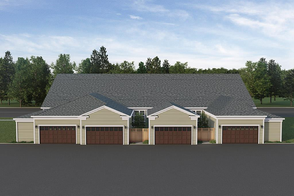 Exterior featured in the Plan B By Marini Homes in Albany-Saratoga, NY