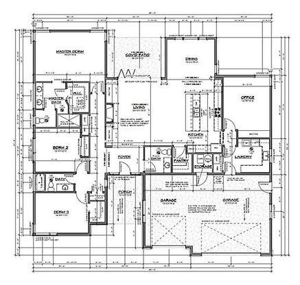 Barbera :Floor Plan