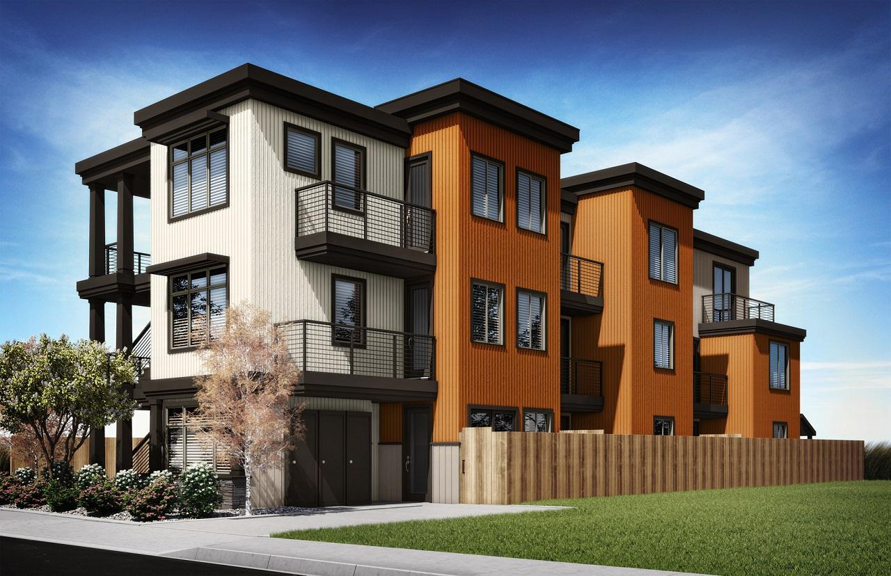 'Greenwich Condos' by Marnella Homes in Portland-Vancouver