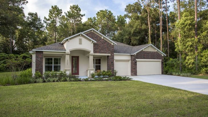 Florence Lake Ridge in Clermont, FL :: New Homes by Maronda
