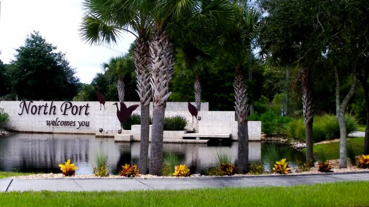 North Port in North Port, FL, now available for showing by Anthony Santiago
