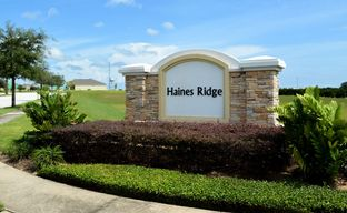Haines Ridge by Maronda Homes in Lakeland-Winter Haven Florida