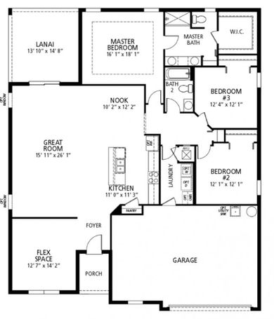 Maronda Homes Floor Plans