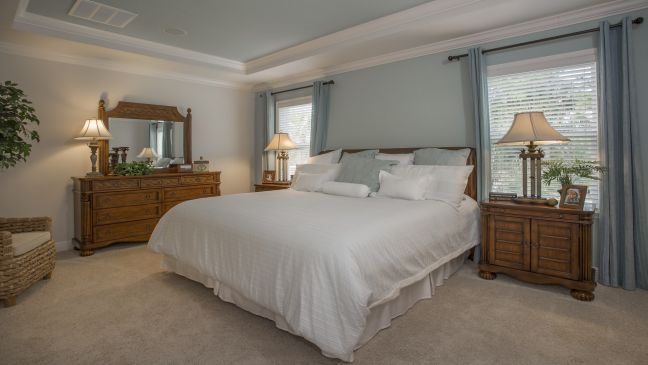 Bedroom-in-Hampton-at-Sawyer's Landing At Victoria Trails-in-Deland