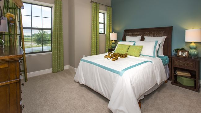 Bedroom-in-Drexel-at-Sawyer's Landing At Victoria Trails-in-Deland