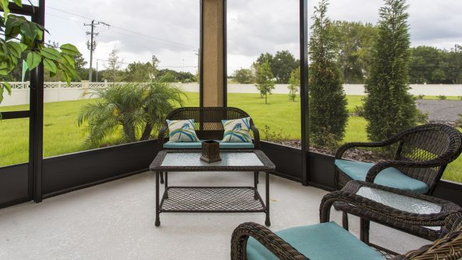 Patio-in-Drexel-at-Sawyer's Landing At Victoria Trails-in-Deland