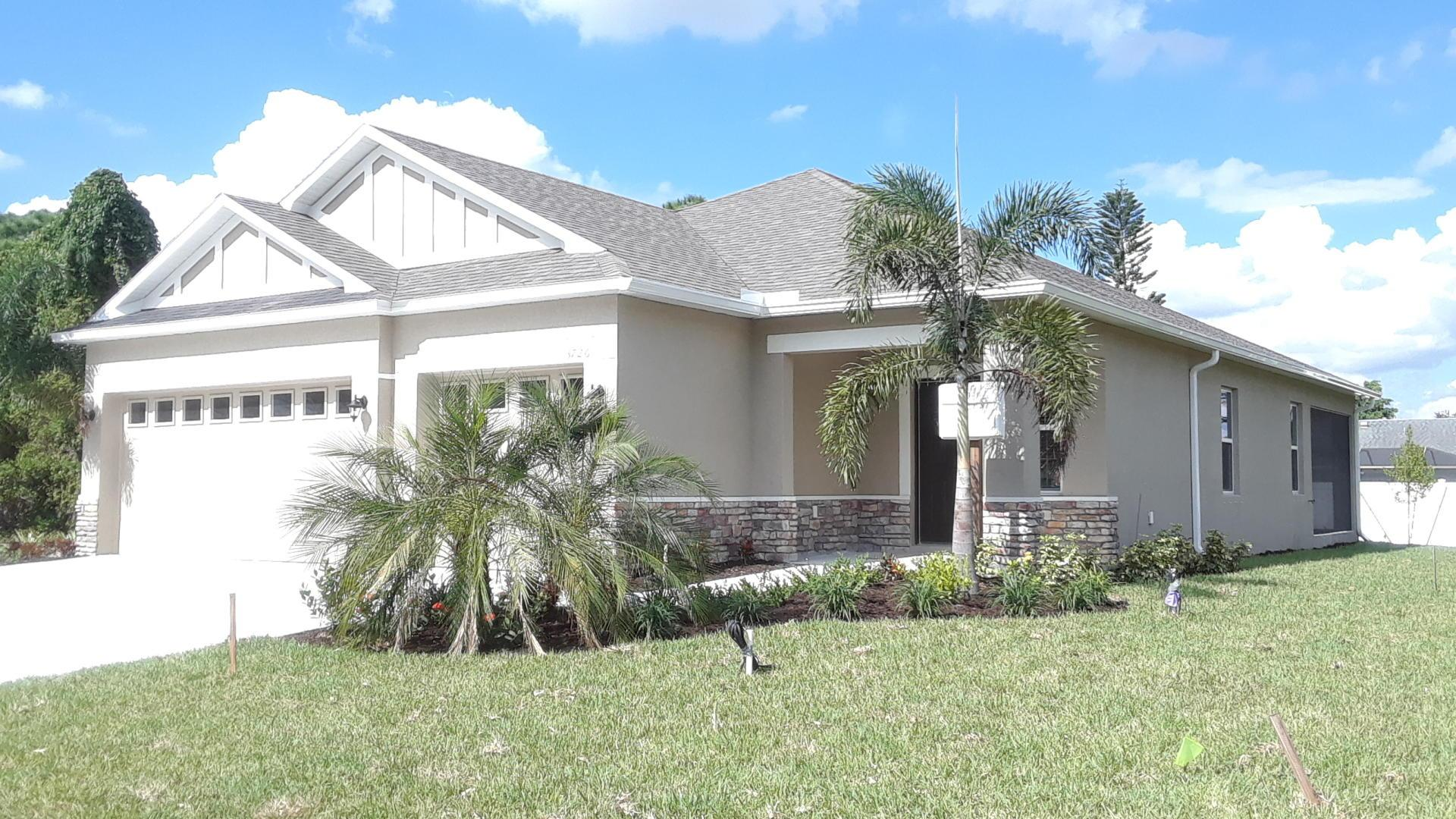 Exterior featured in the Ashton By Maronda Homes in Fort Myers, FL