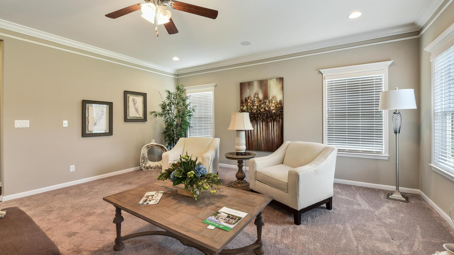 Living Area featured in the Birmingham By Maronda Homes in Pittsburgh, PA