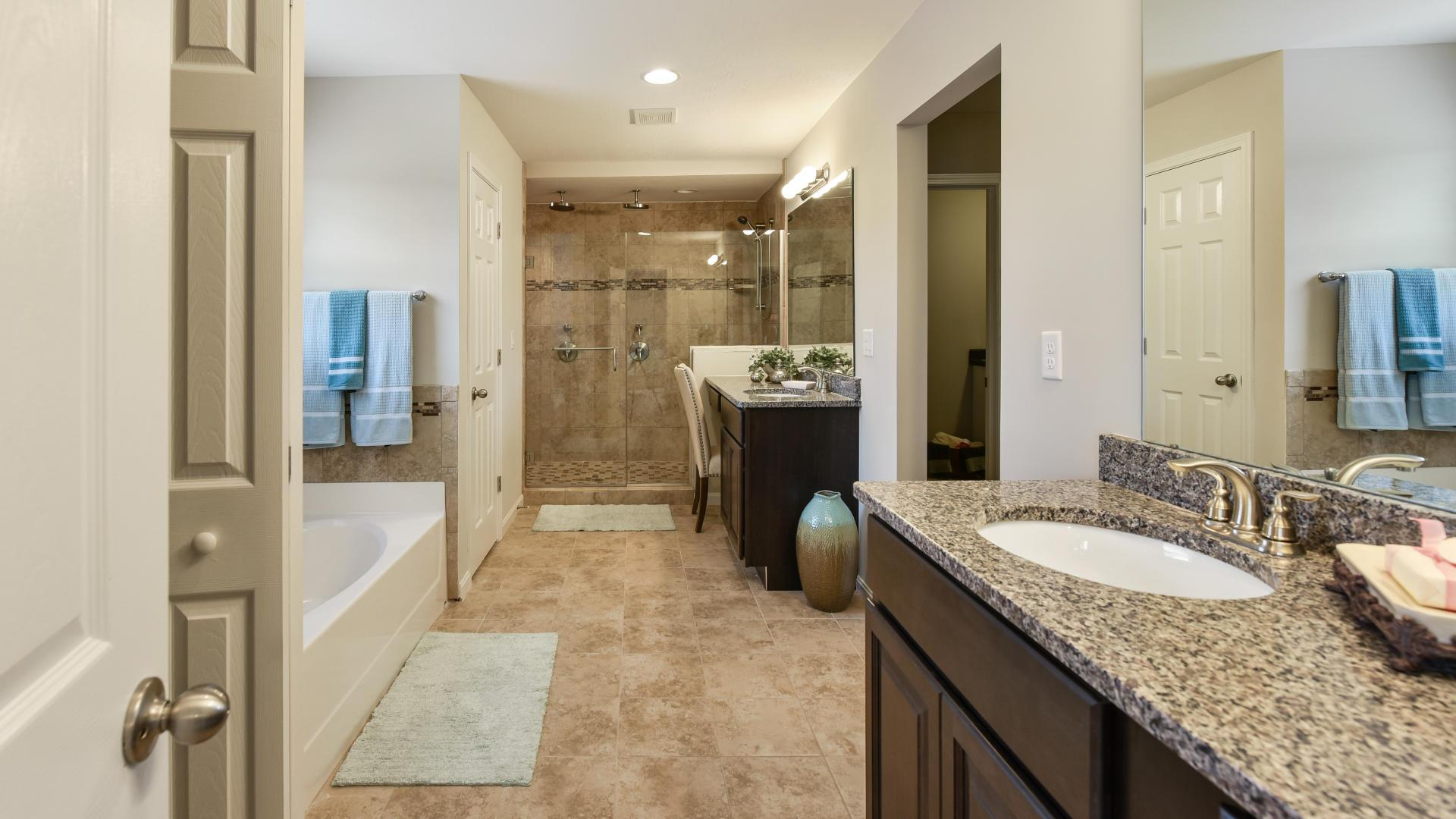 Bathroom featured in the Birmingham By Maronda Homes in Pittsburgh, PA