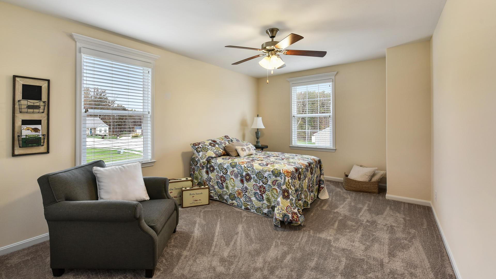 Bedroom featured in the Birmingham By Maronda Homes in Pittsburgh, PA