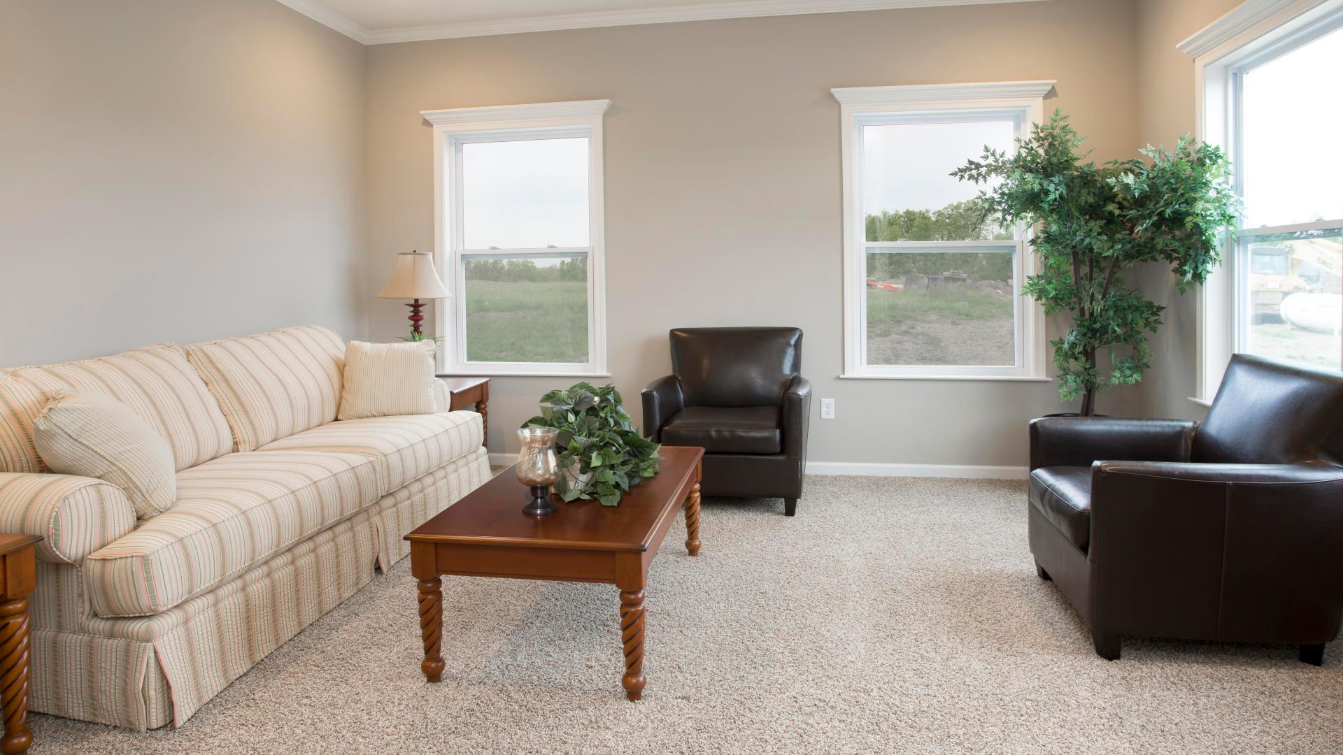Living Area featured in the Newbury By Maronda Homes in Pittsburgh, PA