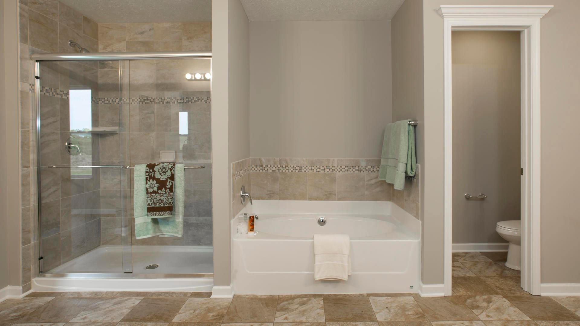 Bathroom featured in the Newbury By Maronda Homes in Pittsburgh, PA