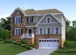 Tucson - Magnolia Ridge: Canonsburg, Pennsylvania - Maronda Homes