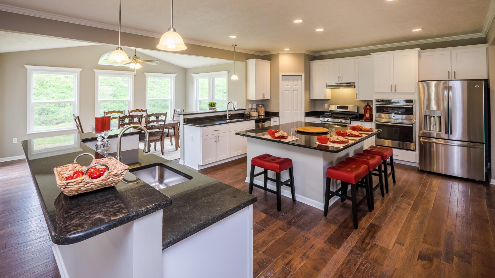 Kitchen featured in the Tucson By Maronda Homes in Pittsburgh, PA