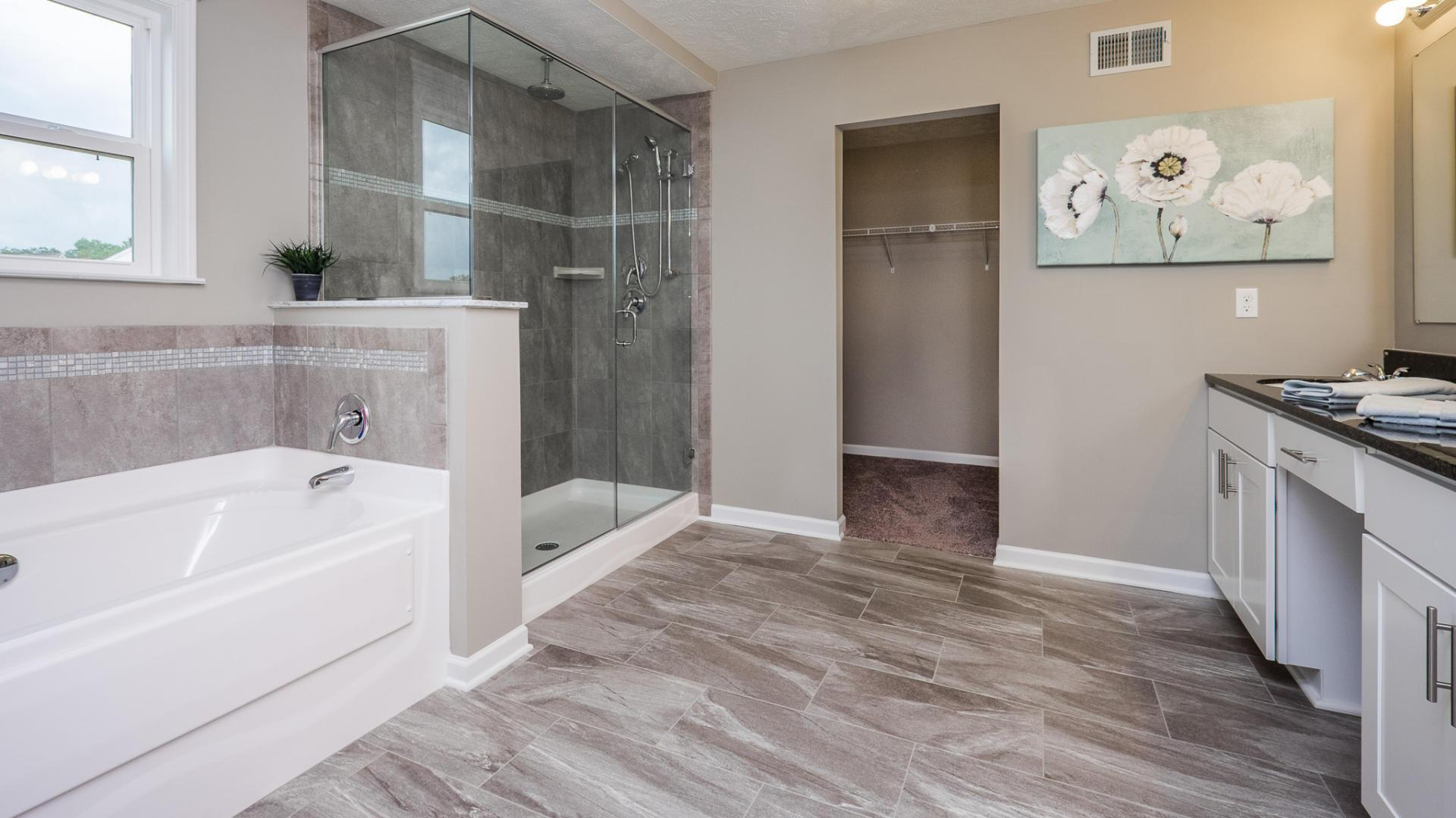 Bathroom featured in the Tucson By Maronda Homes in Pittsburgh, PA