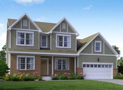Madison - Magnolia Ridge: Canonsburg, Pennsylvania - Maronda Homes