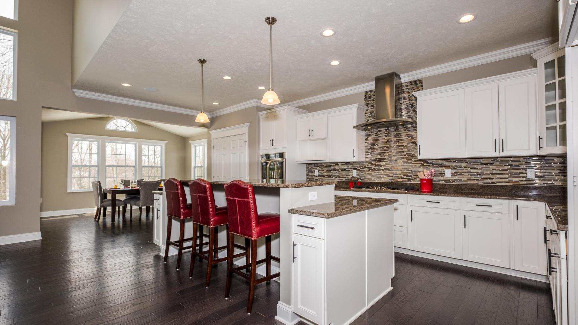 Kitchen featured in the Madison By Maronda Homes in Pittsburgh, PA