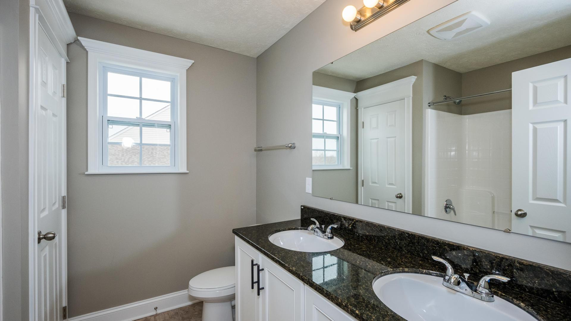 Bathroom featured in the Madison By Maronda Homes in Pittsburgh, PA