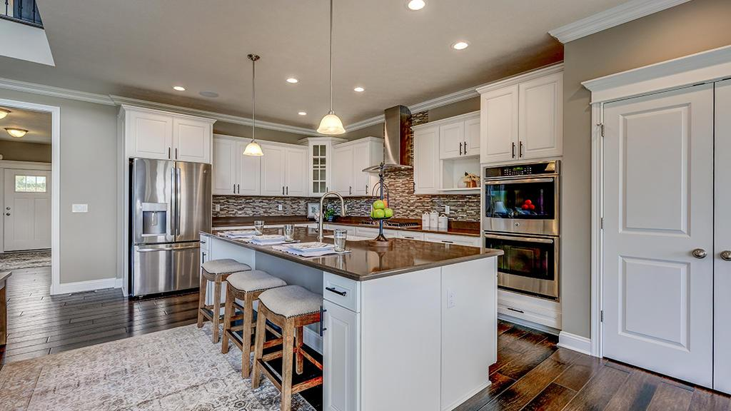 Kitchen featured in the Truman By Maronda Homes in Pittsburgh, PA