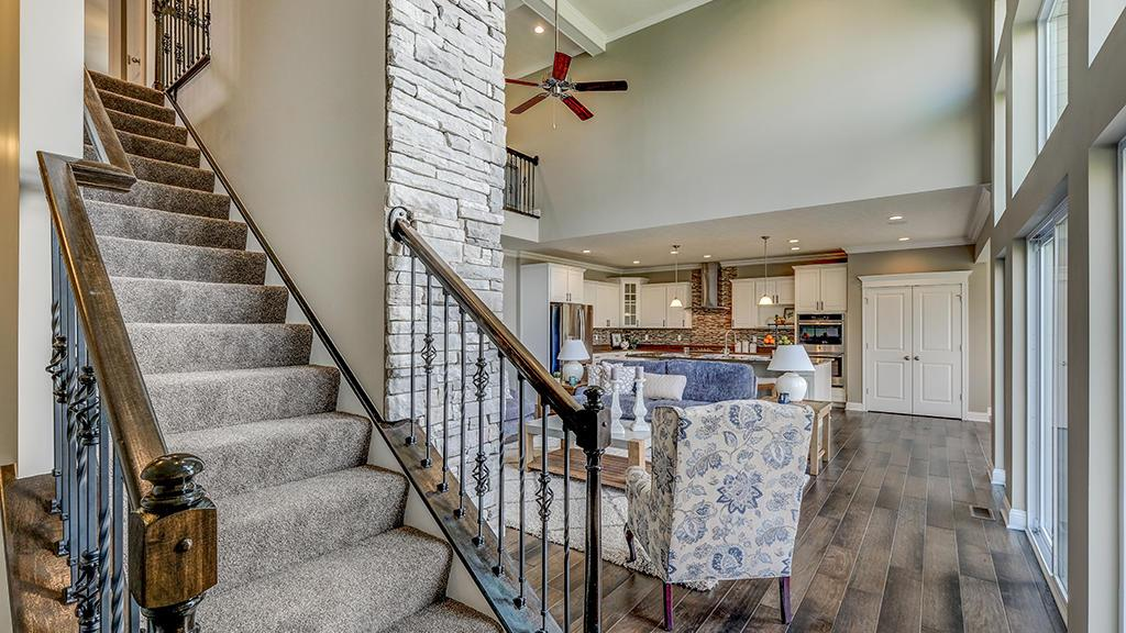 Living Area featured in the Truman By Maronda Homes in Pittsburgh, PA