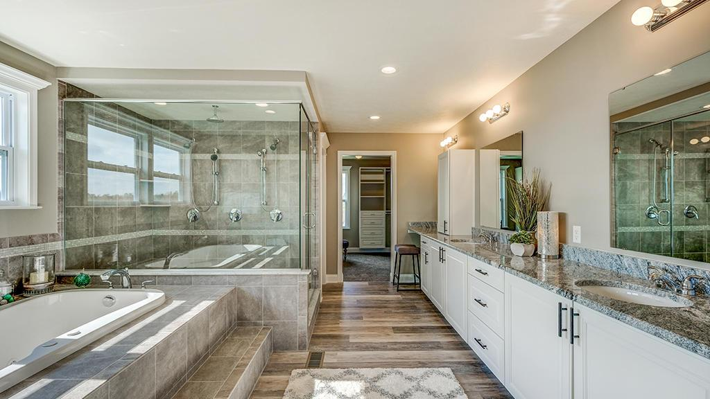 Bathroom featured in the Truman By Maronda Homes in Pittsburgh, PA