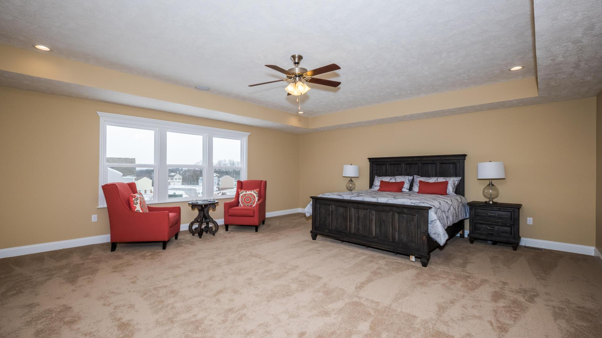 Bedroom featured in the Ford By Maronda Homes in Pittsburgh, PA