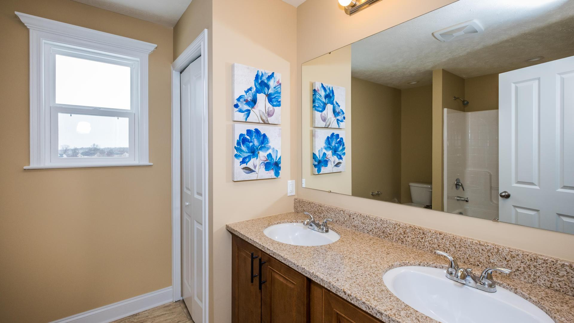 Bathroom featured in the Ford By Maronda Homes in Pittsburgh, PA