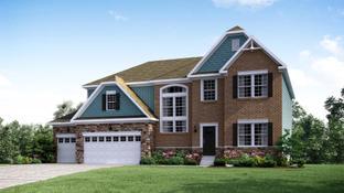 Eisenhower - Magnolia Ridge: Canonsburg, Pennsylvania - Maronda Homes
