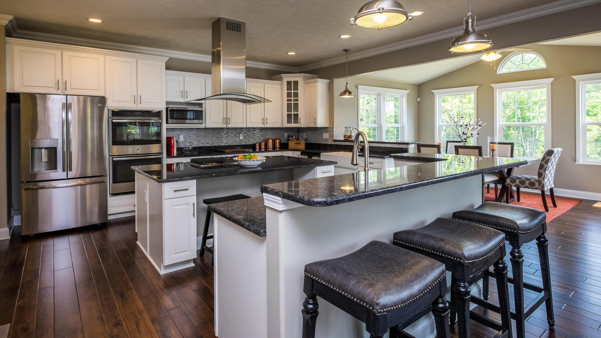 Kitchen featured in the Eisenhower By Maronda Homes in Pittsburgh, PA