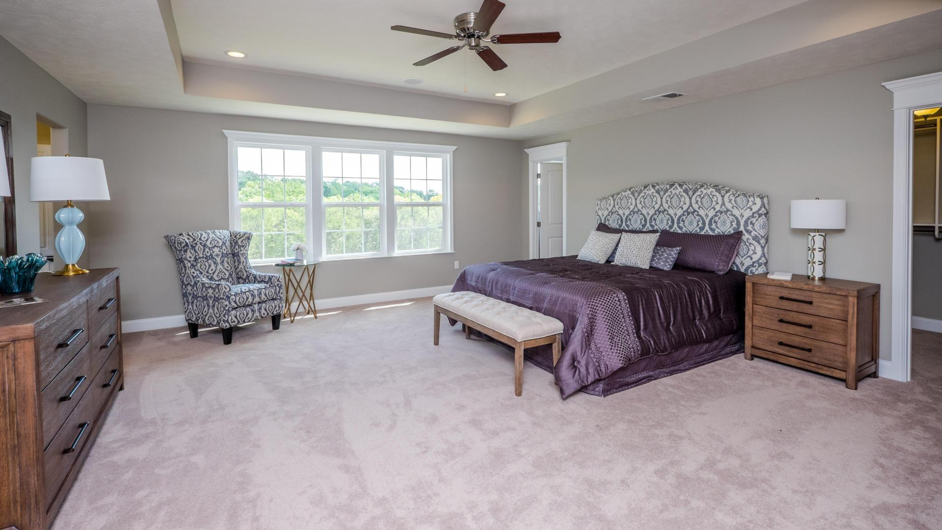 Bedroom featured in the Eisenhower By Maronda Homes in Pittsburgh, PA