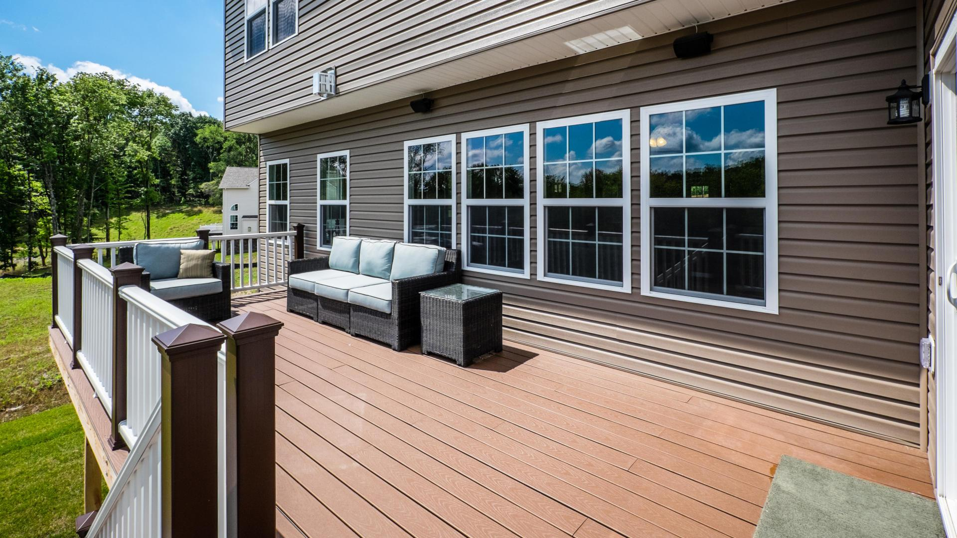 Exterior featured in the Eisenhower By Maronda Homes in Pittsburgh, PA