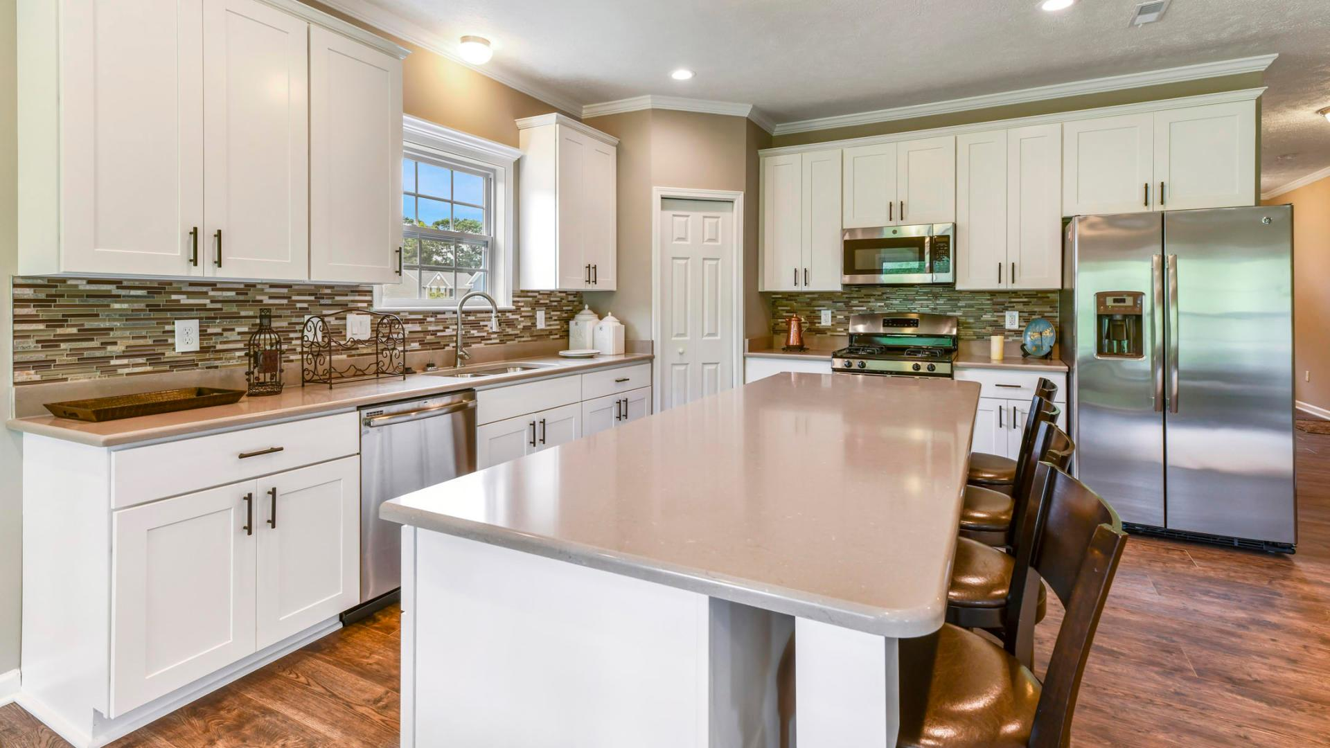 Kitchen featured in the Sanibel By Maronda Homes in Pittsburgh, PA