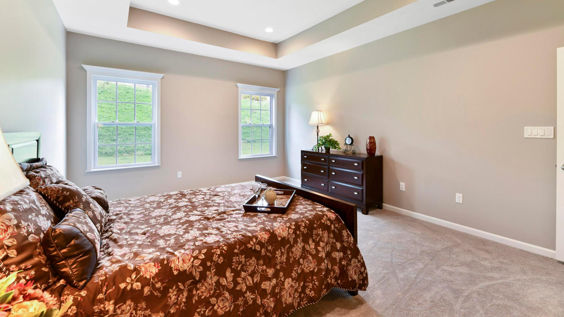 Bedroom featured in the Sanibel By Maronda Homes in Pittsburgh, PA