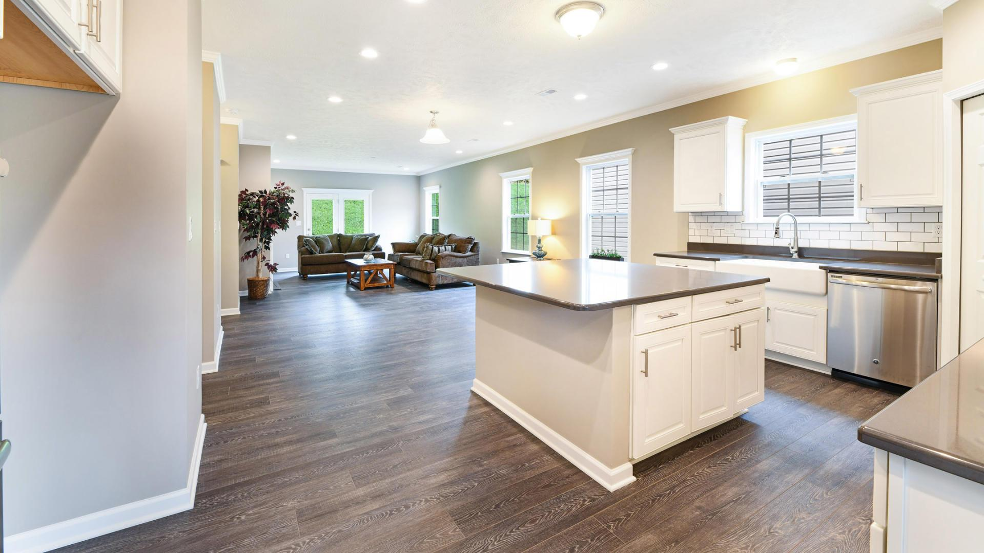 Kitchen featured in the Richmond By Maronda Homes in Pittsburgh, PA