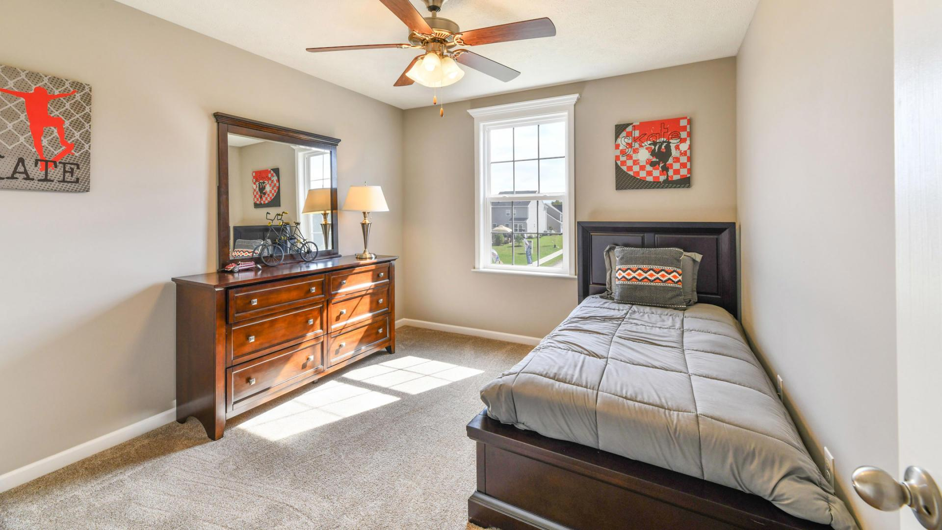 Bedroom featured in the Rockford By Maronda Homes in Pittsburgh, PA