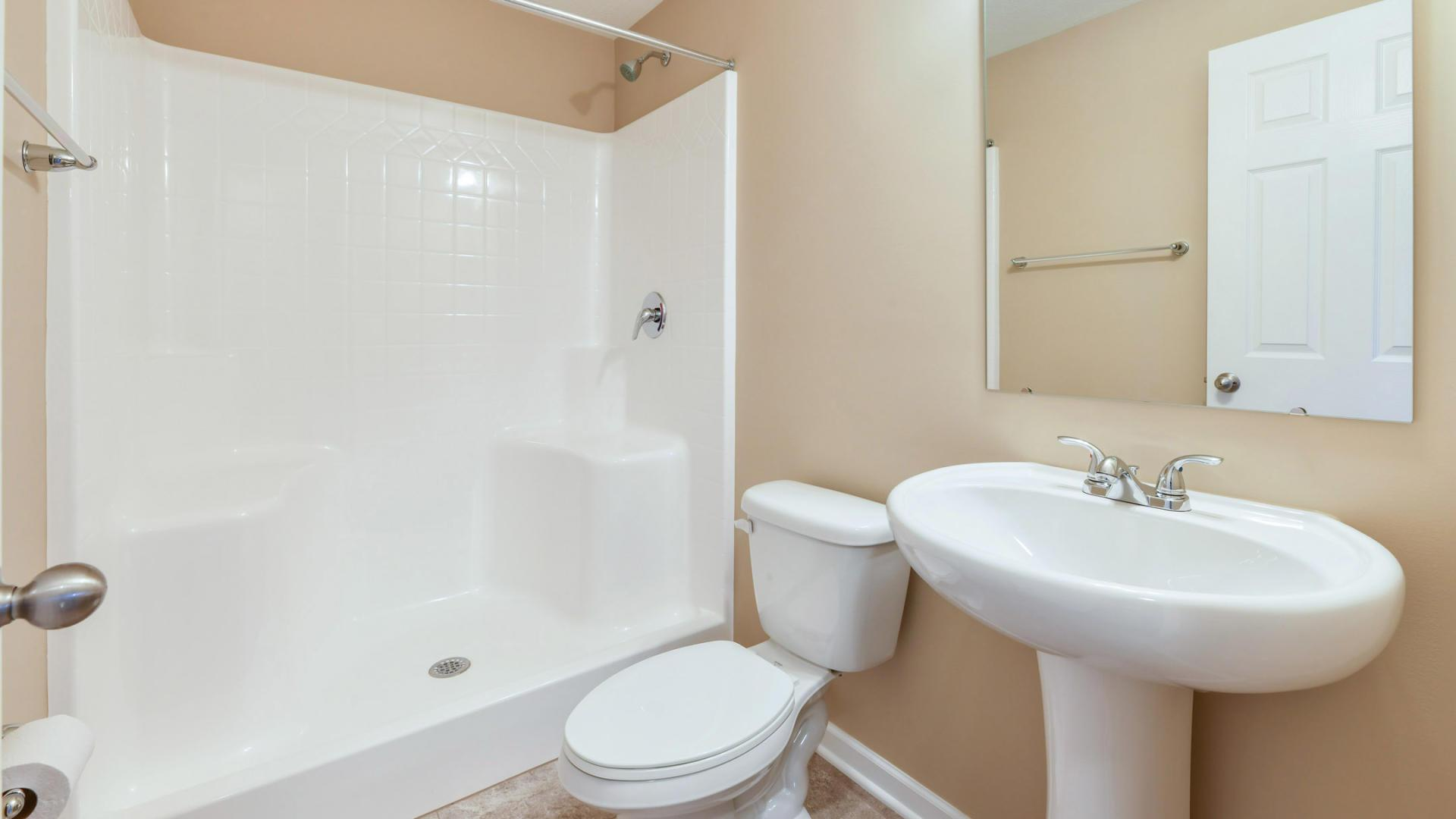 Bathroom featured in the Rockford By Maronda Homes in Pittsburgh, PA