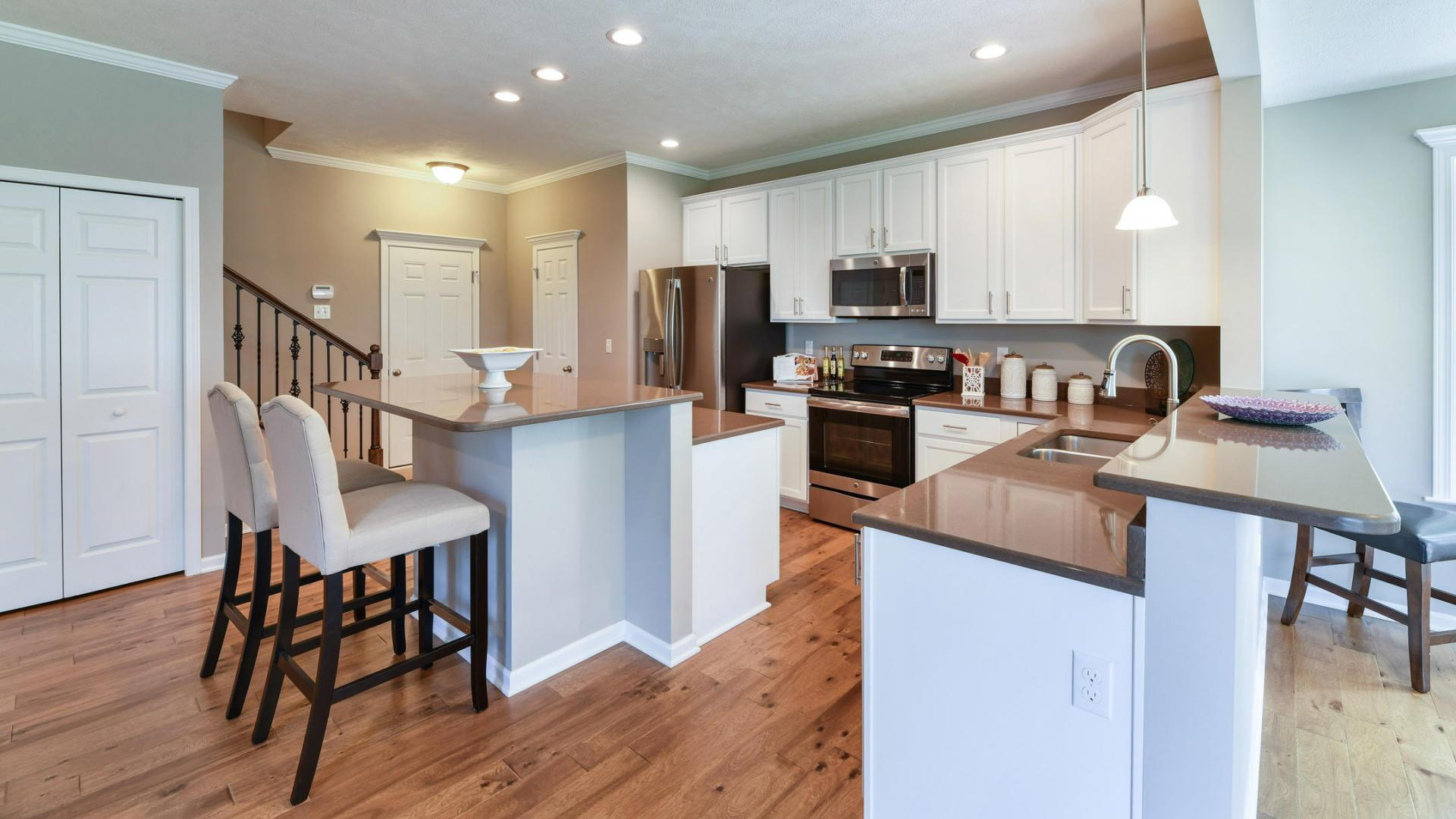 Kitchen featured in the Rockford By Maronda Homes in Pittsburgh, PA