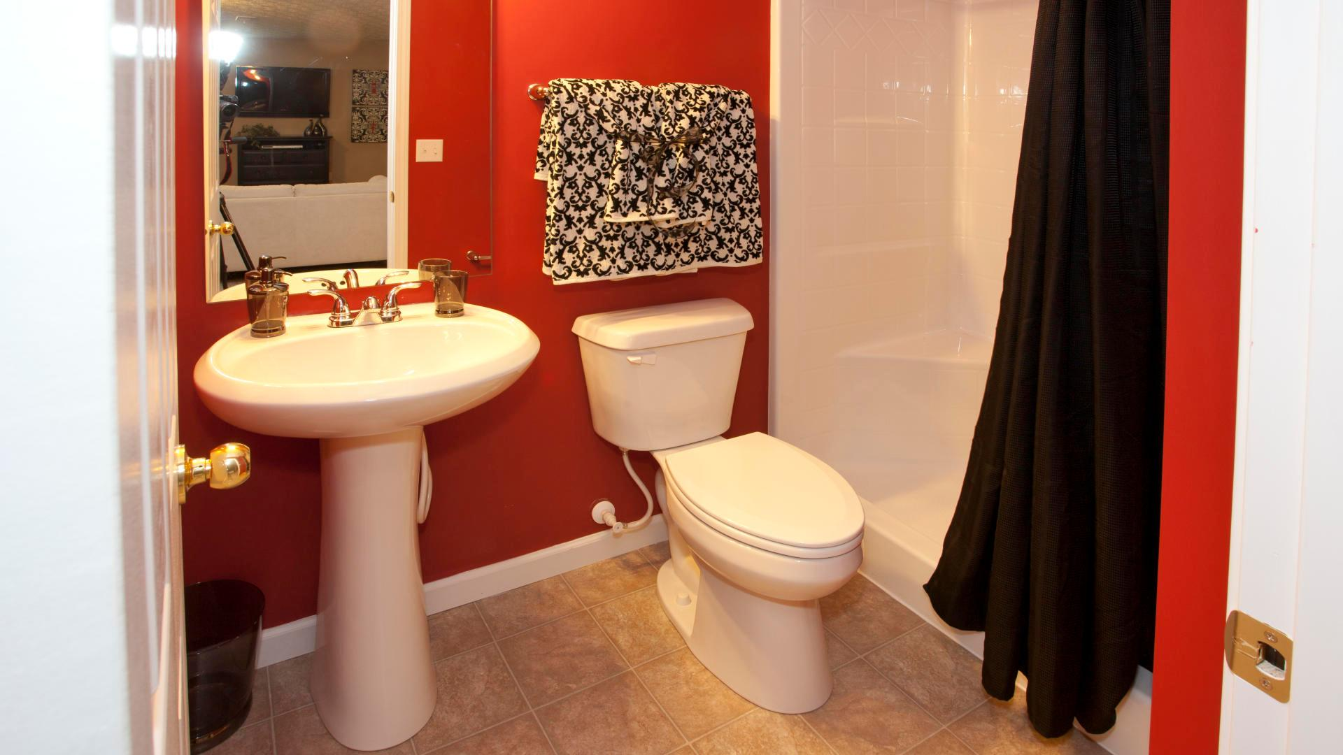 Bathroom featured in the Jordan By Maronda Homes in Pittsburgh, PA