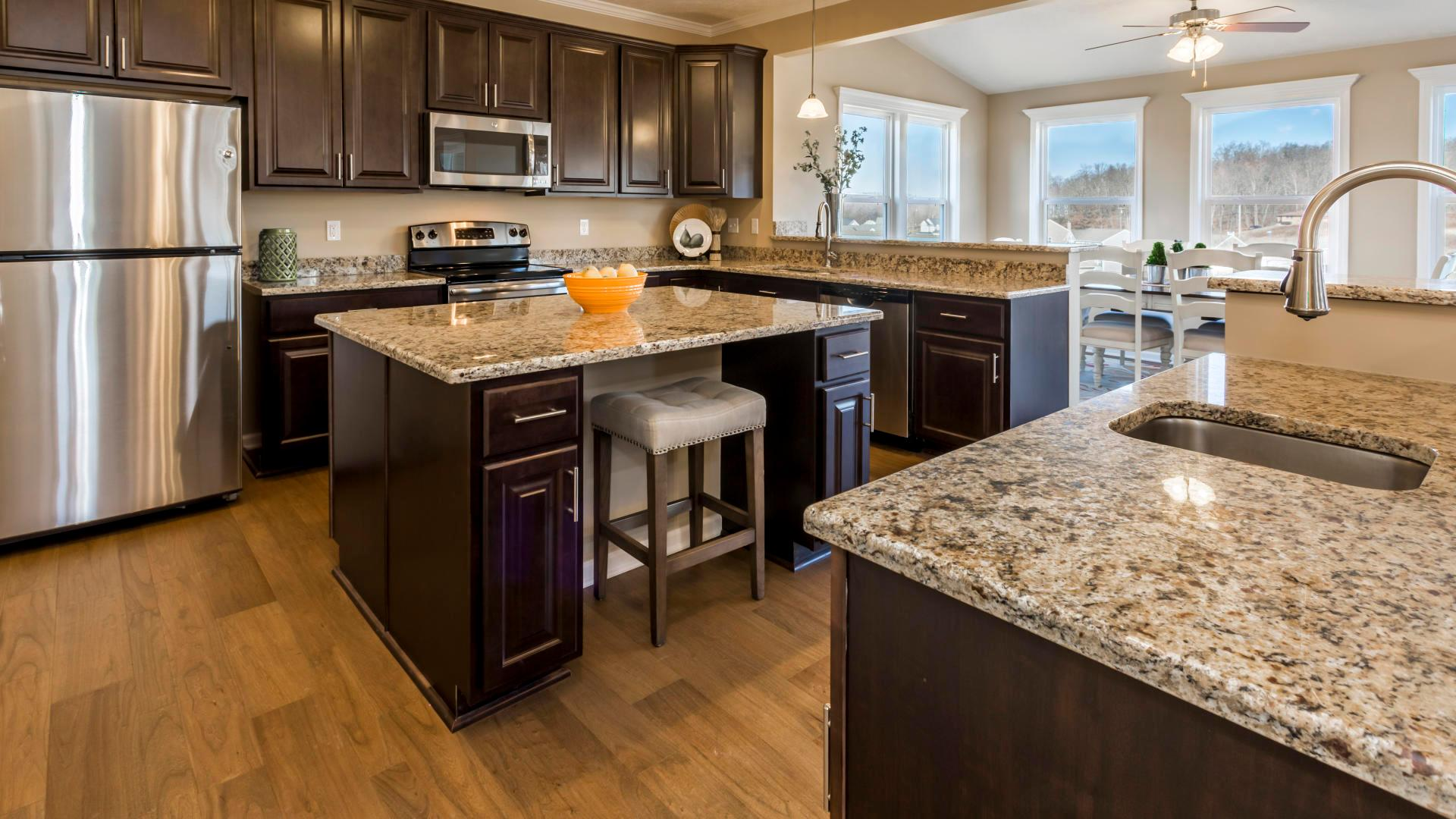 Kitchen featured in the Somerset By Maronda Homes in Pittsburgh, PA