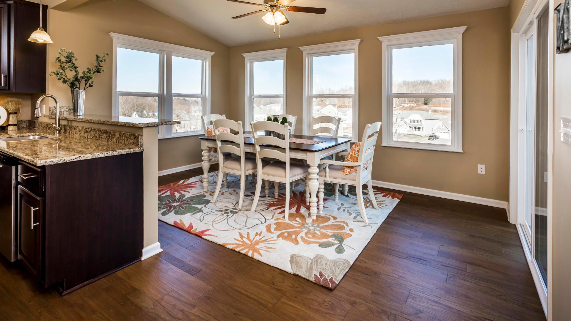 Living Area featured in the Somerset By Maronda Homes in Pittsburgh, PA