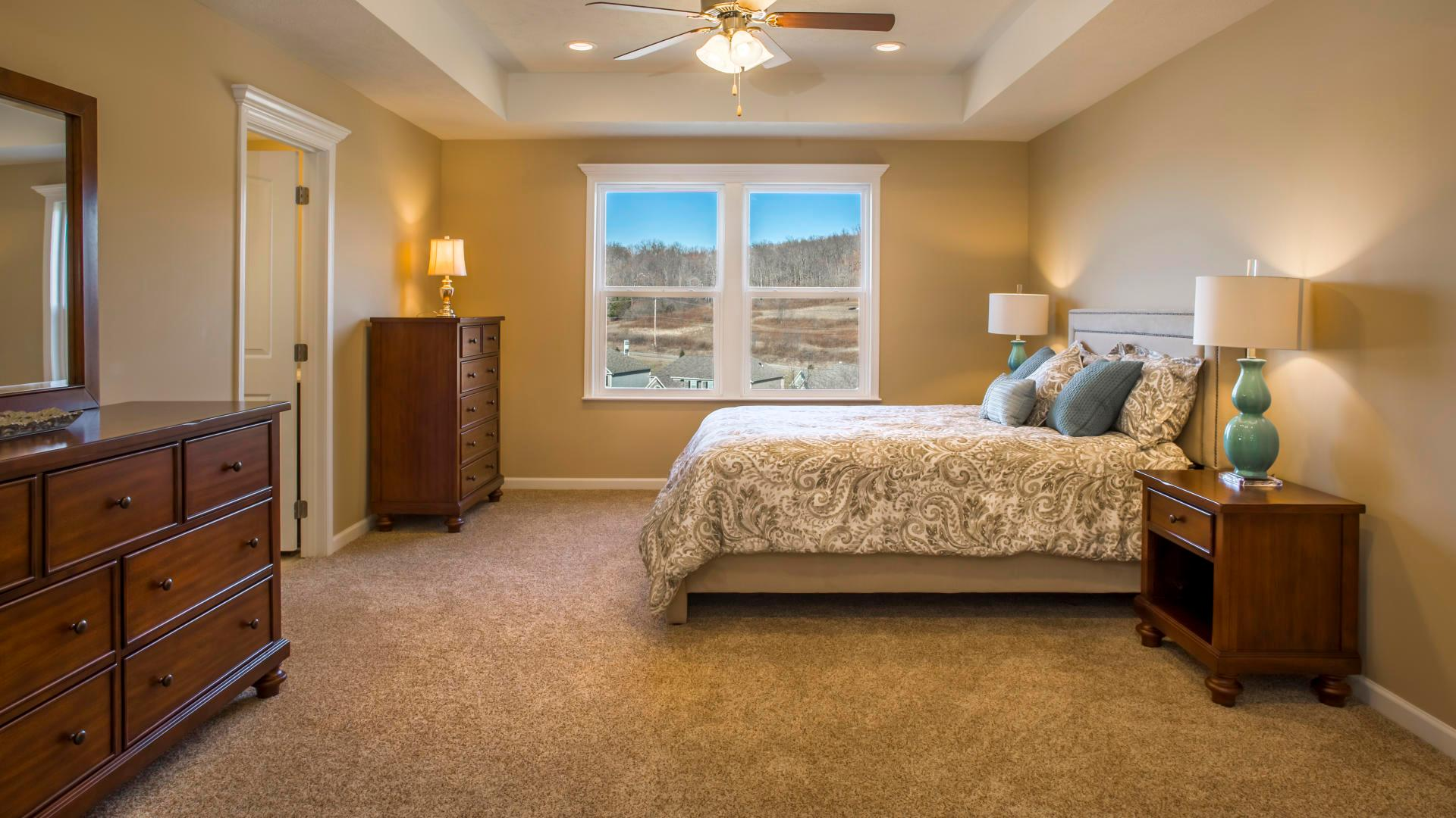 Bedroom featured in the Somerset By Maronda Homes in Pittsburgh, PA