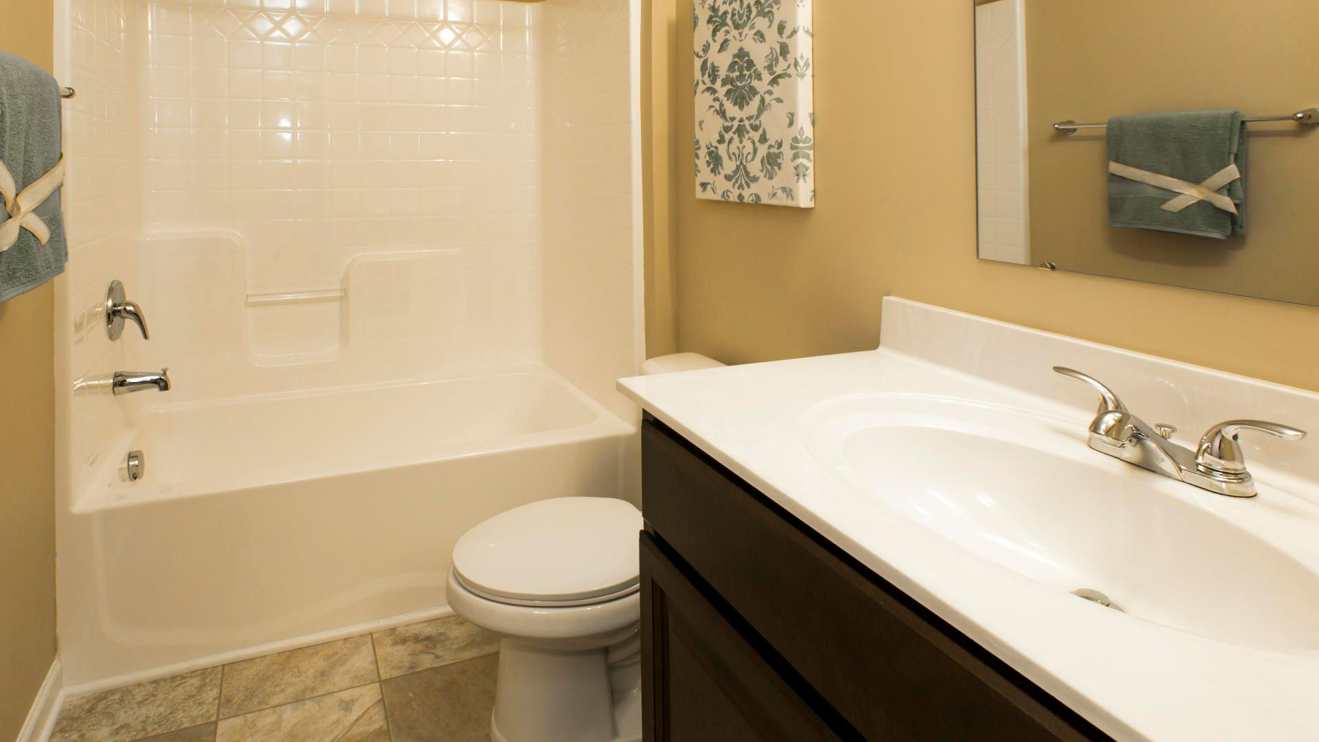 Bathroom featured in the Somerset By Maronda Homes in Pittsburgh, PA