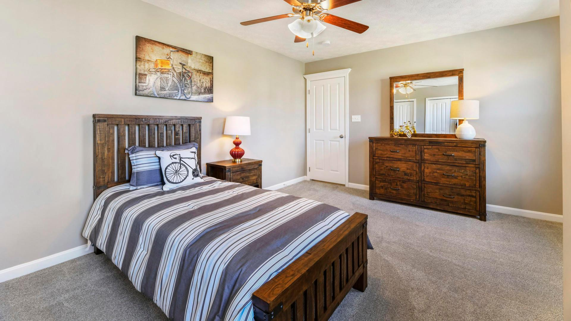 Bedroom featured in the Nashville By Maronda Homes in Pittsburgh, PA