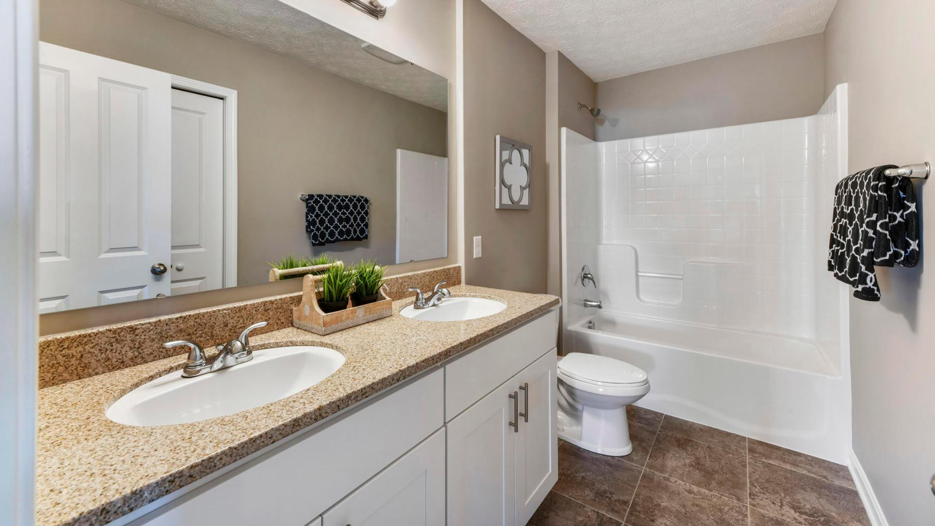 Bathroom featured in the Nashville By Maronda Homes in Pittsburgh, PA